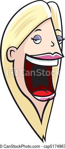 Big Mouth - csp5174967