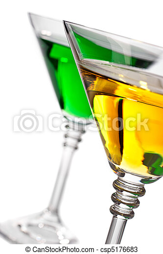 Martini bar - csp5176683