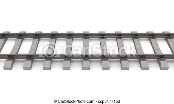 3d rails horizontal - csp5177153