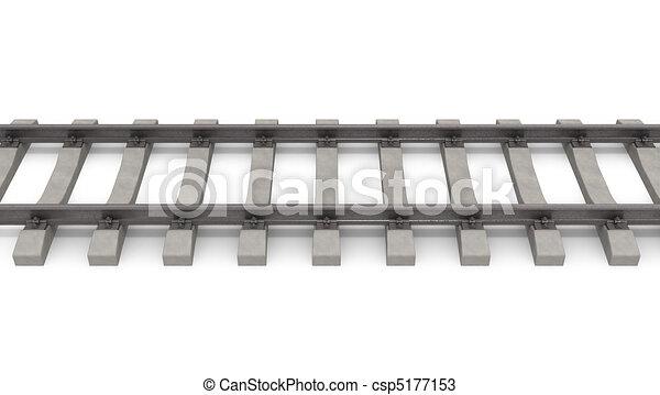 3d rails horizontal - csp5177153