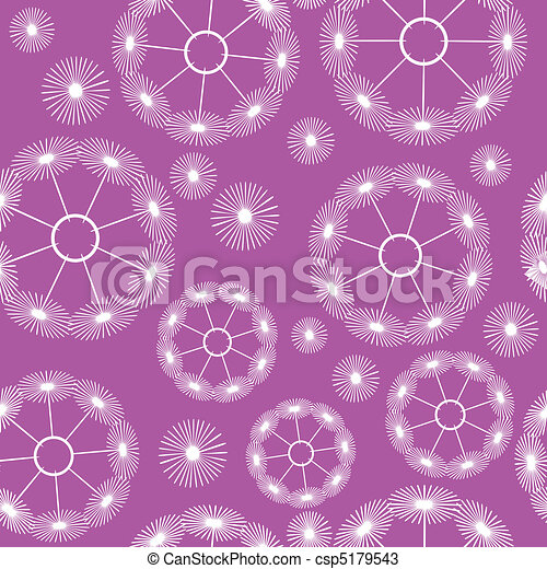 Seamless ornament 241 - csp5179543