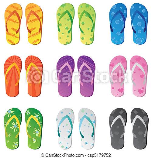 Flip Flops - csp5179752