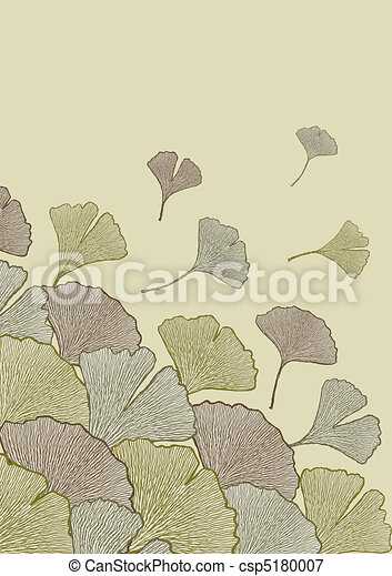 Fall of leaves - csp5180007