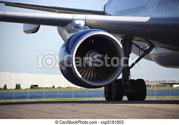 Jet Engine - csp5181803