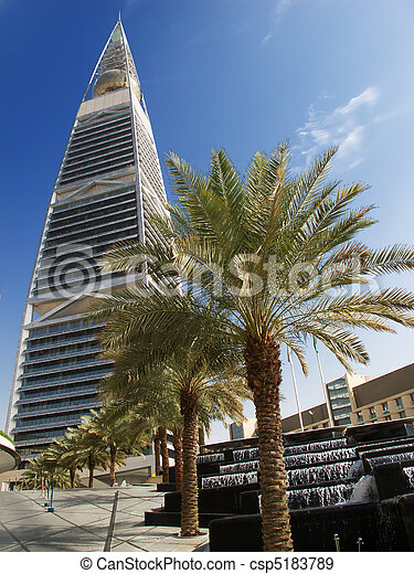 Al Faisaliah tower - csp5183789