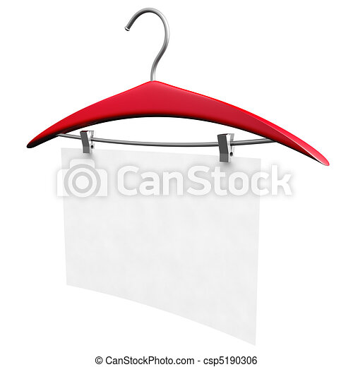 Boutique and fashion advertisment concept - csp5190306