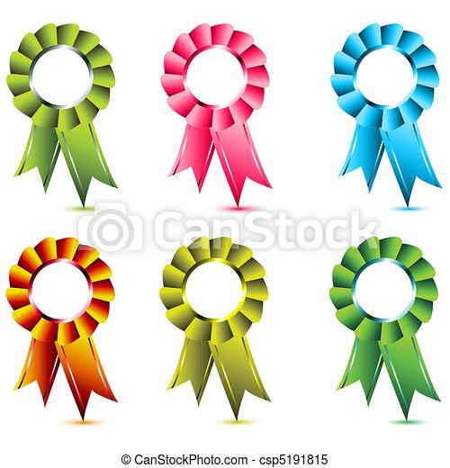 ribbon award - csp5191815