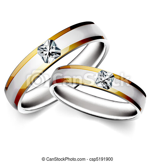 wedding ring - csp5191900