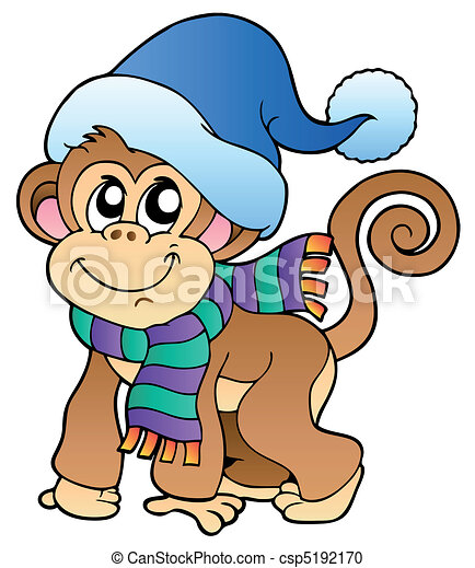 Funny Monkey Images Stock Photos amp Vectors  Shutterstock