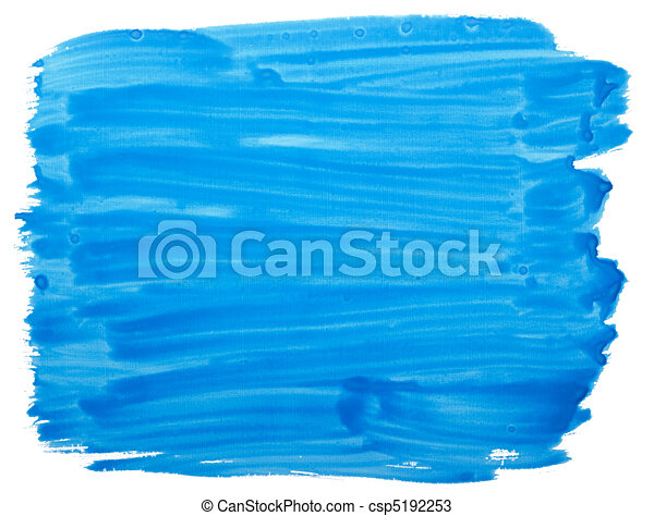 color strokes oil paint brush art - csp5192253