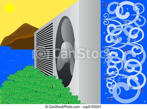 Air Conditioning - csp5193241