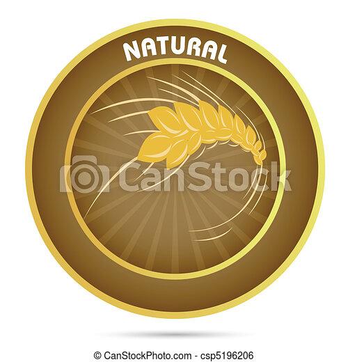 natural grain - csp5196206