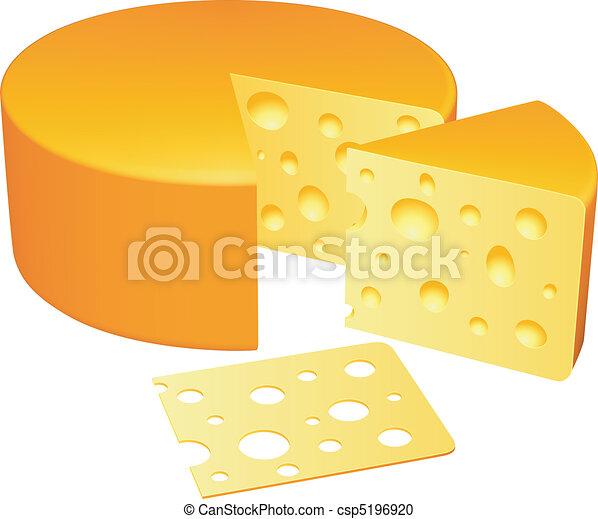 Cheese. - csp5196920