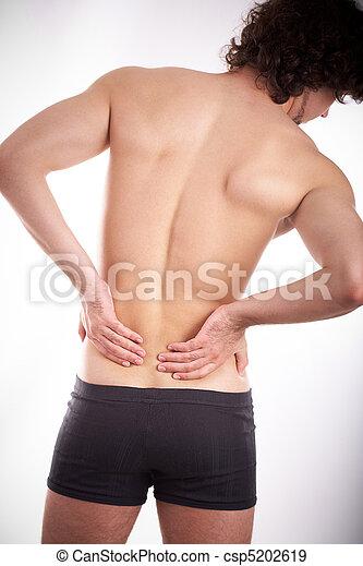Spinal problem - csp5202619
