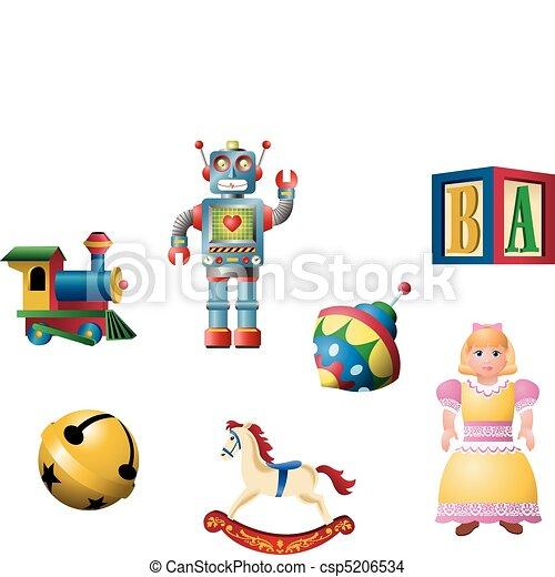 Classic Toys 1 - csp5206534
