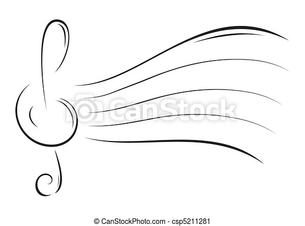 Music sketch  - csp5211281