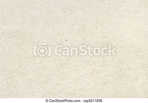 Recycled paper cartoon surface texture  - csp5211636