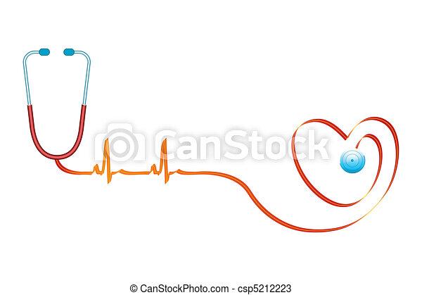 healthy heart - csp5212223
