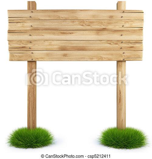 clipart de panneau affichage vieux bois panneau affichage sur csp5212411 recherchez. Black Bedroom Furniture Sets. Home Design Ideas