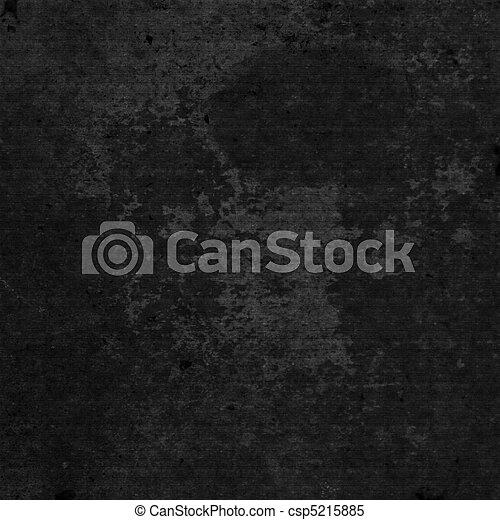 Grungy Concrete Background - csp5215885