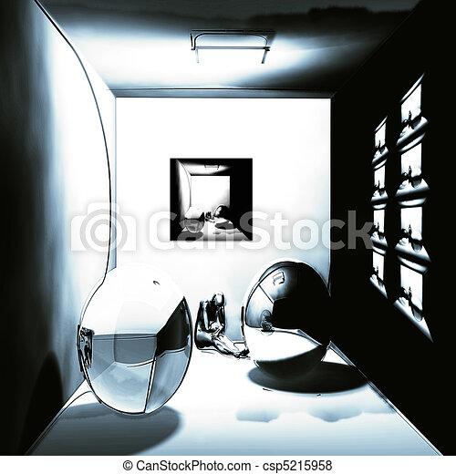Soul in prison - csp5215958