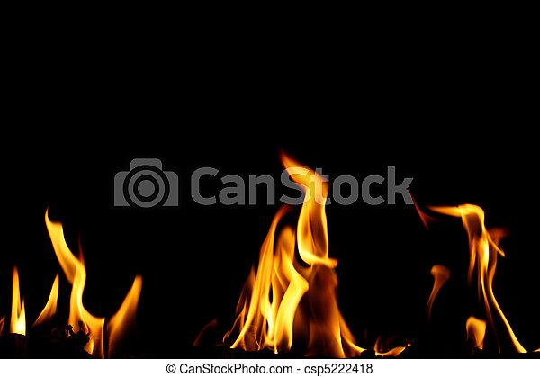 inferno fire - csp5222418
