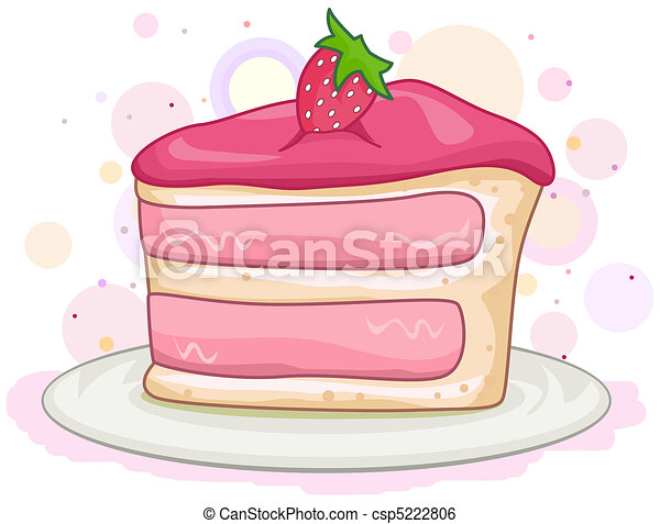 Piece of Cake - csp5222806