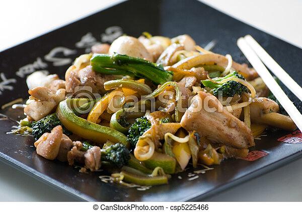 Asian Food - csp5225466