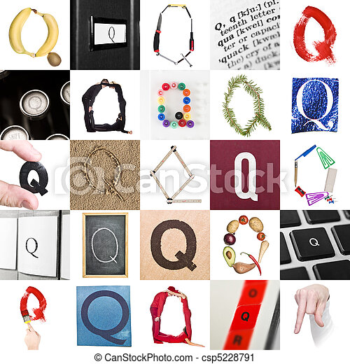 letters p q and r stock photography image 15830572 stock photography of collage of letter q collage of 552