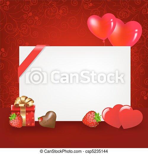 Valentines Day - csp5235144