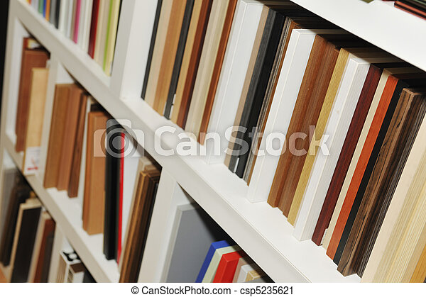 Stock Photography of wood furniture samples - wood furniture ...