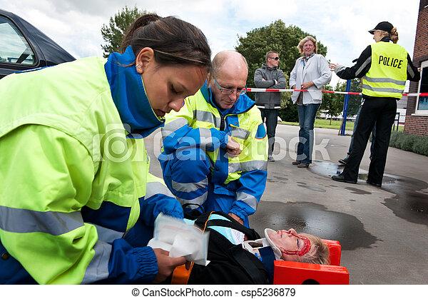 First Aid - csp5236879