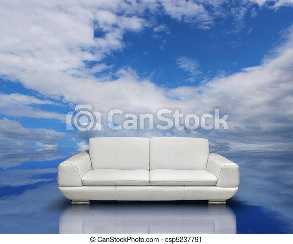 Clean air environment concept - csp5237791
