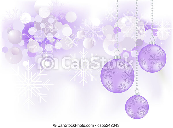 Abstract Christmas background - csp5242043