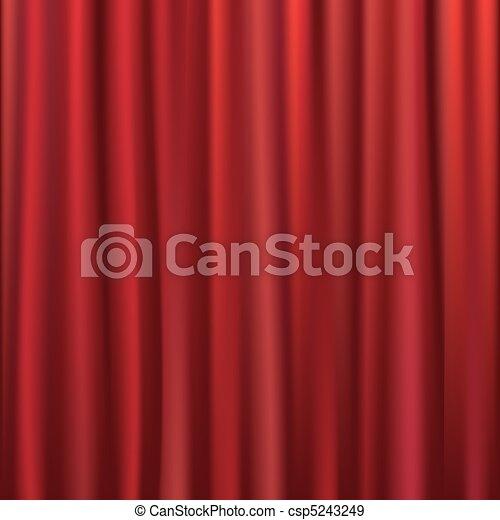 Curtain - csp5243249