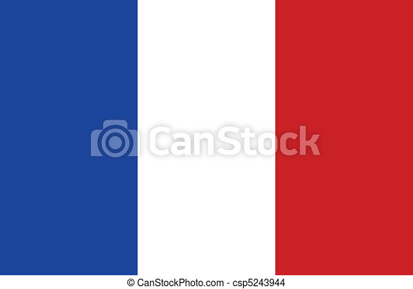 france flag - csp5243944