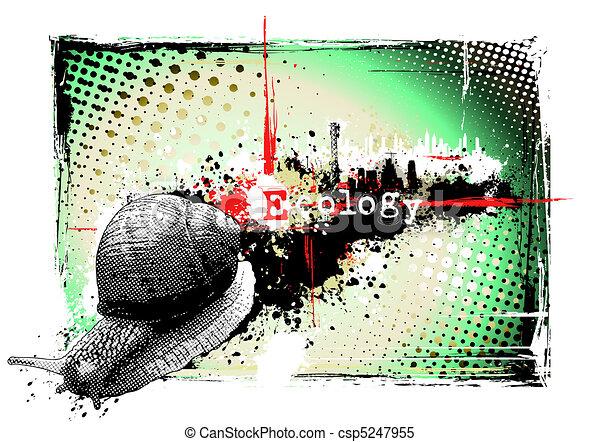 ecology poster - csp5247955
