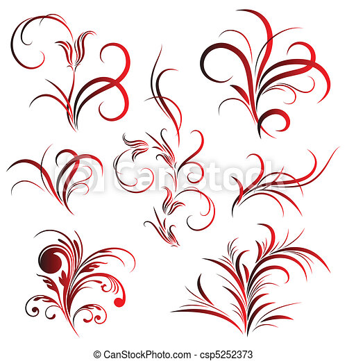 fleurs dessin tatouage en couleurs. Black Bedroom Furniture Sets. Home Design Ideas