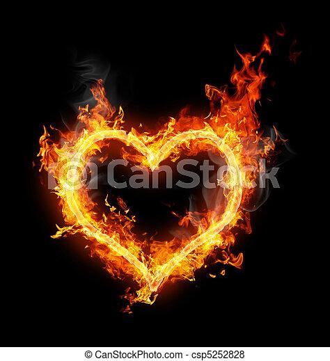 flamy symbol - csp5252828