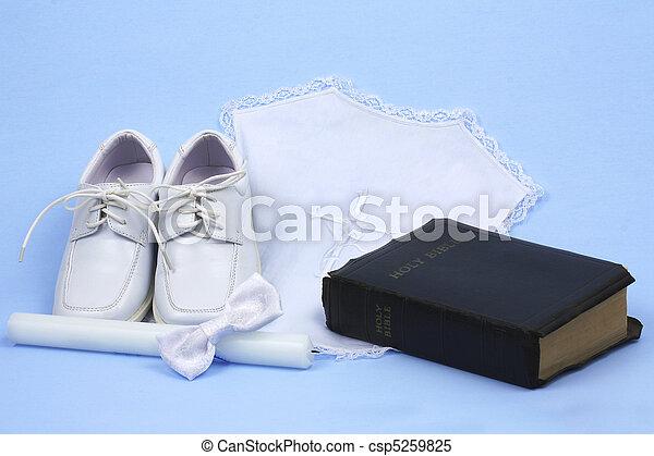 Baptism - csp5259825