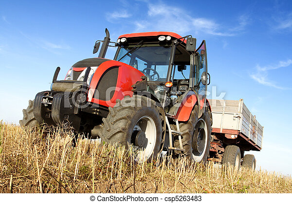 landwirtschaft - csp5263483