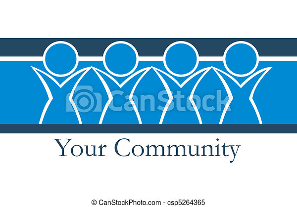 your community - csp5264365