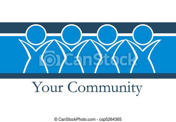 your community - csp5264365
