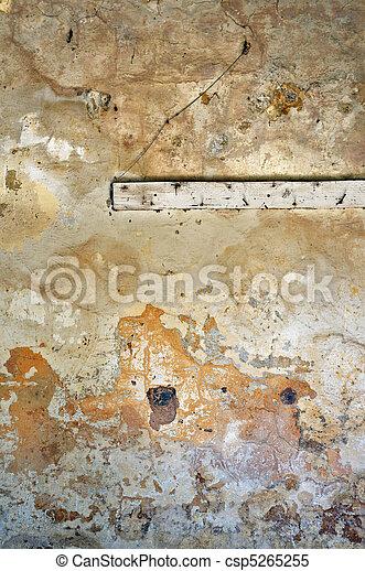 crumbling wall - csp5265255
