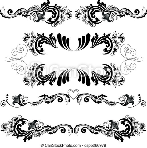 Christmas Templates additionally Decor Element Vector Black White Illustration 354174587 in addition Shrinky Dinks additionally Filigree swirls in addition Seepferdchen Zentangle. on free ornament patterns