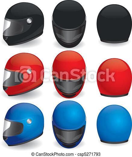 Motorcycle helmet - csp5271793