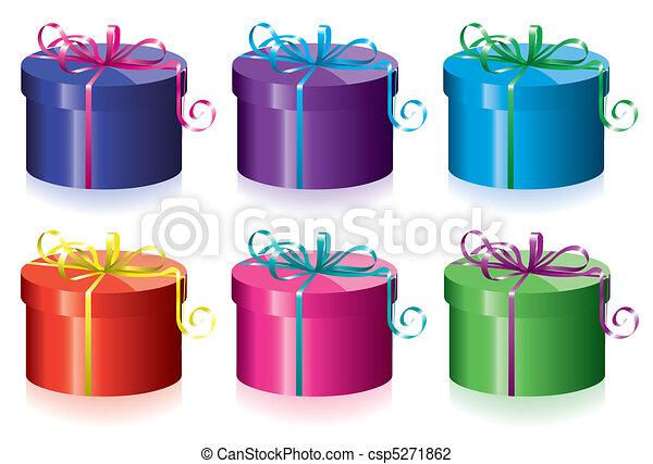 gift boxes - csp5271862