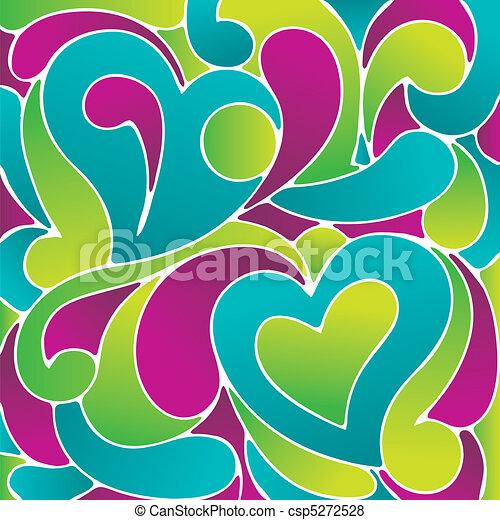 Love Graphics - csp5272528