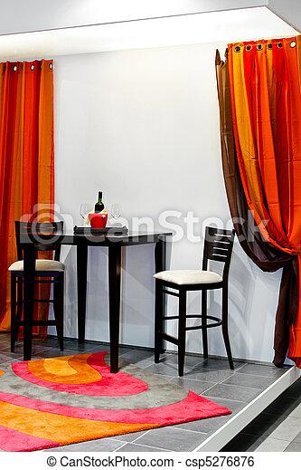 Home interior - csp5276876