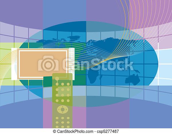 broadcasting - csp5277487